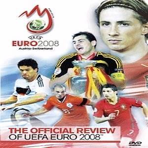 EURO 2008 - (2-DVD's)  Official Review UEFA Euro 2008 Angle Park Port Adelaide Area Preview