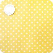 Yellow Spotty Fabric