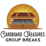 Cardboard Treasures Group Breaks