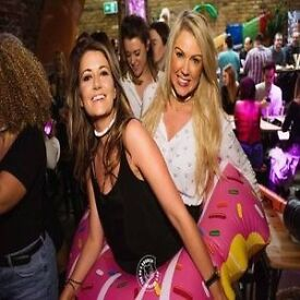 THE 90'S BRUNCH 28TH JANUARY 2017