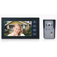 SEQ8806 7'' VIDEO DOOR PHONE AND  TOCHPAD