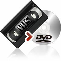 Get Those Precious Memories on Disc Before it's Too Late