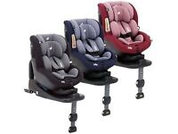 Joie I anchor advance seat and base