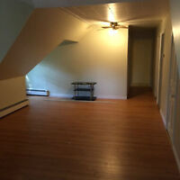 Roomy 2 bdr Apt on Westside NG, Rent includes Power and Heat