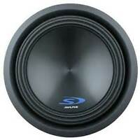"2 -10"" Alpine Type S subwoofers DVC 500 watt *FREE ported subox"