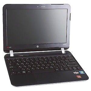 HP Pavillion DM1 Windows 7 Netbook, AMD E-450 1.65GHz, 4GB, 320GB HDD, HDMI