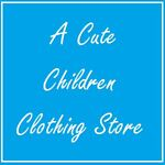 A Cute Children Clothing Store