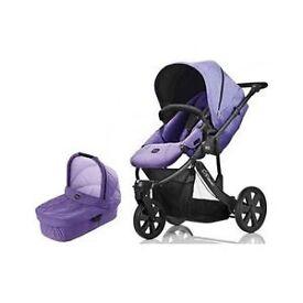 Britax B-Smart 3 in Purple