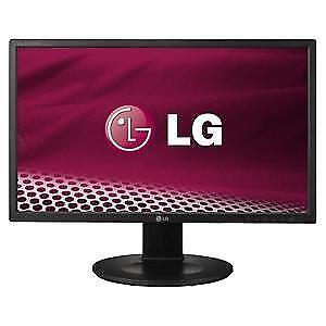 """LCD widescreen moniteur LG 22"""", écran ordinateur"""