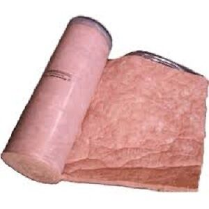 R12 insulation blanket for foundation wall with vapour barrier London Ontario image 1