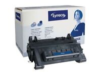 Toner for HP CE390A black