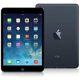 ipad mini black, Great condition with warranty and receipt