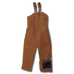 Tough Duck Insulated Bib Overall 7537