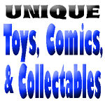 Unique Toys Comics and Collectables