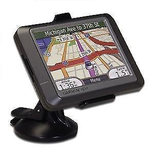 Garmin Nuvi 250 GPS with 2017 NA Maps + Europe + Speed Cam Alert