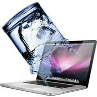 Certified Apple MacBook Retina iMac Liquid Damage Repair HP +War