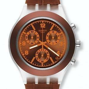 SWatch  Rouille  SVCK4073
