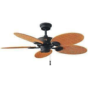 Outdoor ceiling fan ebay hampton bay outdoor ceiling fans aloadofball Image collections