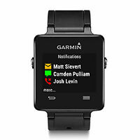 Garmin Vivoactive Smart Watch - Black