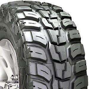 tires 37 inch used mud tire road terrain venture kumho