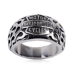 Womens' Harley ring, size 7
