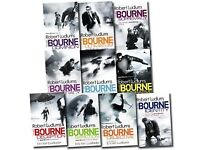 The Jason Bourne Series Collection Robert Ludlum 10 Books Set Identity Supremacy