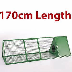 170cm Metal Rabbit Guinea Pig Cage Padstow Bankstown Area Preview
