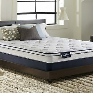 Springwall Endeavour Twin Mattress set plus Memory Foam topper