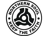 Northern Soul band looking for female vocalist
