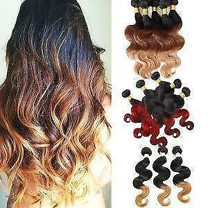Remy hair extensions ebay ombre remy hair extensions pmusecretfo Choice Image