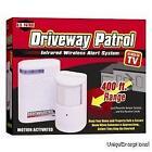 Driveway Patrol Sensor
