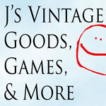 J's Vintage Goods, Games, And More