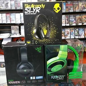 GAMING HEADSETS Low Low Prices