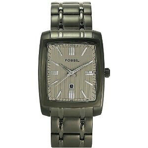 BLACK FOSSIL WATCH FOR MEN