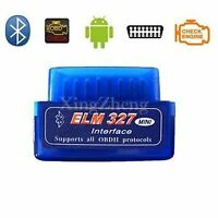 Mini ELM 327 ANDROID Bluetooth Check Engine Scanner ODB 2 Mini