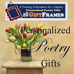 Diploma Frame & Poetry Gift Clocks