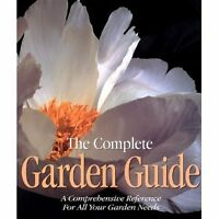Hard Cover Time Life book:The Complete Garden Guide