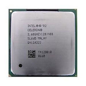 2 Intel socket 478 CPUs
