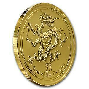 Gold Dragon Coin Ebay