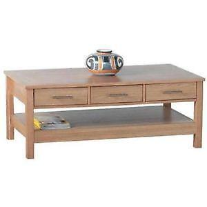 Wooden Coffee Tables Ebay
