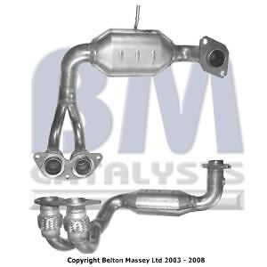 1x OE Quality Replacement None Approved Catalytic Converter  - BM91053
