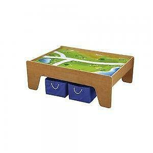 Wooden Play Table Ebay