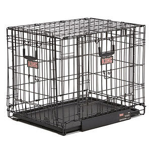NEW Kong Metal 2 Door LARGE DOG Kennel