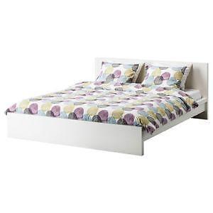 ikea bed ebay. Black Bedroom Furniture Sets. Home Design Ideas