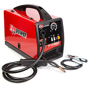 Firepower FP125 FP-125 MIG / Flux-Cored Welder - NEW