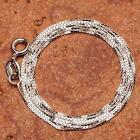 """17"""" Sterling Silver Chain"""