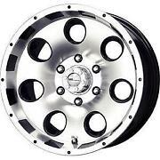 MB Wheels Razor