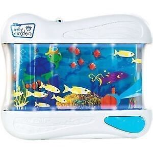 selling a musical baby einstein playpen/crib aquarium $15 each
