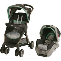Classic Connect Tour Deluxe travel system