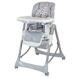 Steelcraft Highchair Dolce Hi Low